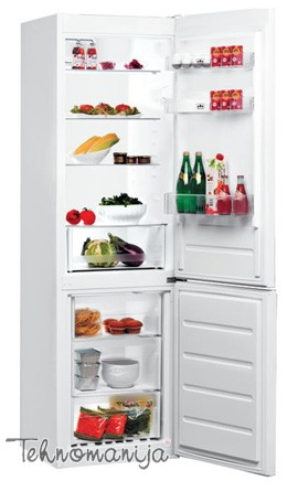 WHIRLPOOL Kombinovani frižider BLF 8121 W, Automatsko otapanje