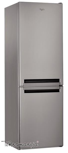 WHIRLPOOL Kombinovani frižider BLF 8121 OX, Less Frost