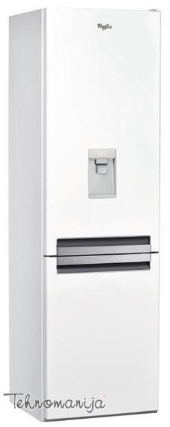 WHIRLPOOL Kombinovani frižider BLF 8121 W AQUA, Less Frost