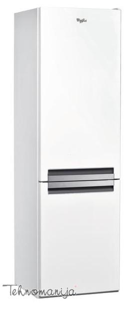 WHIRLPOOL Kombinovani frižider BLF 9121 W, Less Frost