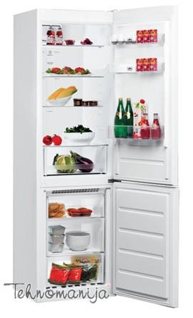WHIRLPOOL Kombinovani frižider BSNF 8421 W, Supreme No Frost