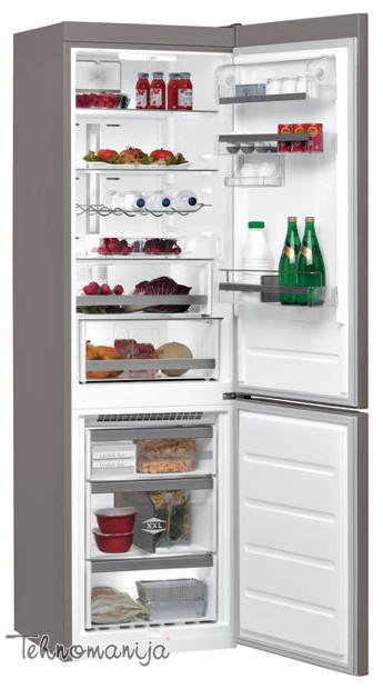 Whirlpool kombinovani frižider BSNF 8783 OX