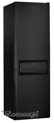 WHIRLPOOL Kombinovani frižider BSNF 8893 PB, Supreme No Frost