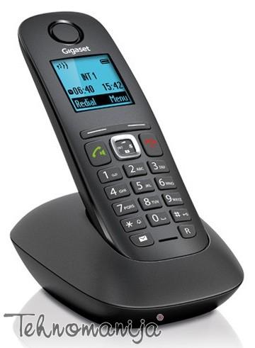 Gigaset bežični telefon A540 BLACK
