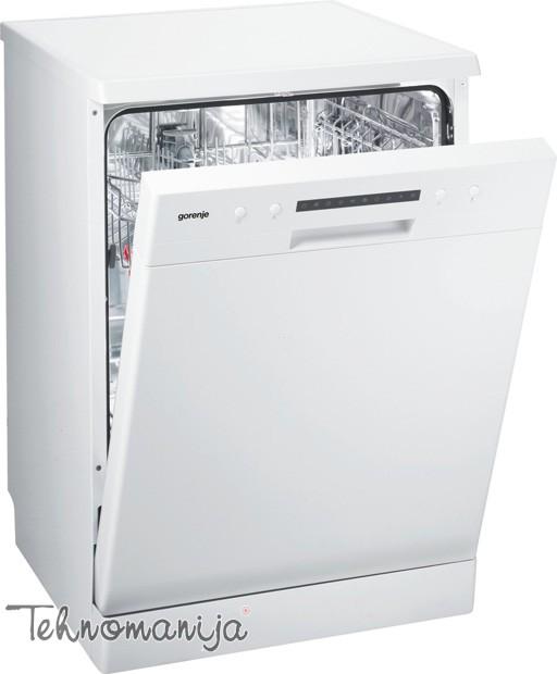 GORENJE Mašina za pranje sudova GS62115W, Samostalna