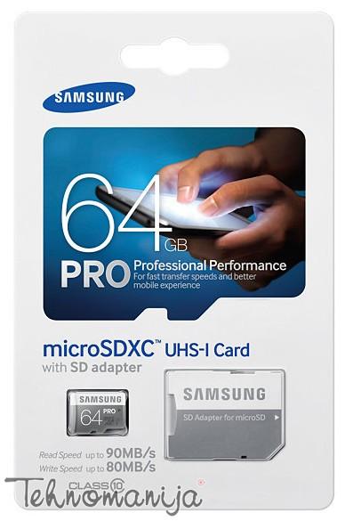 Samsung memorijska kartica MB-MG64DA