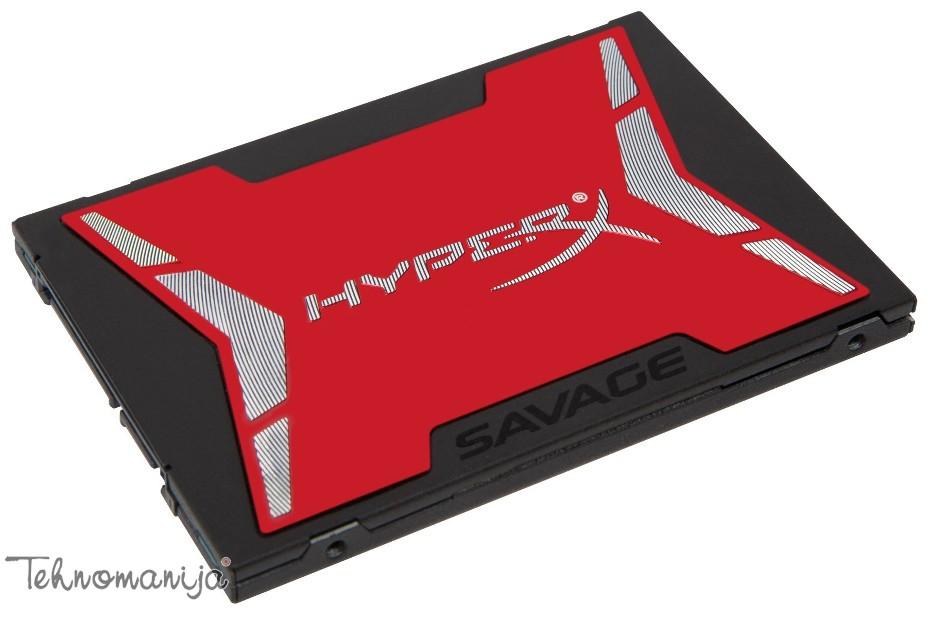 HyperX SSD disk SHSS37A/240G