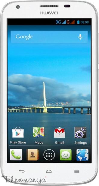 Huawei smart mobilni telefon Ascend Y600 WHITE