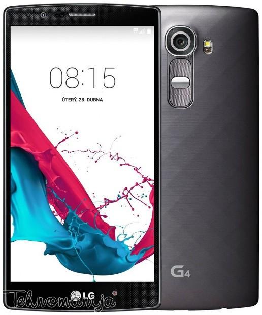 LG smart mobilni telefon G4 815 GRAY