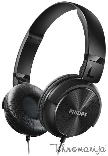 Philips slušalice SHL 3060BK/00