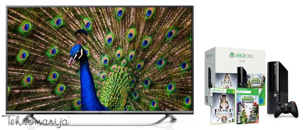 LG televizor LED LCD 49UF7787 + XBOX X360