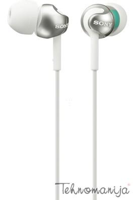 Sony slušalice MDR-EX110LPW AE