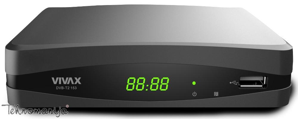 Vivax set-top box DVB-T2 153