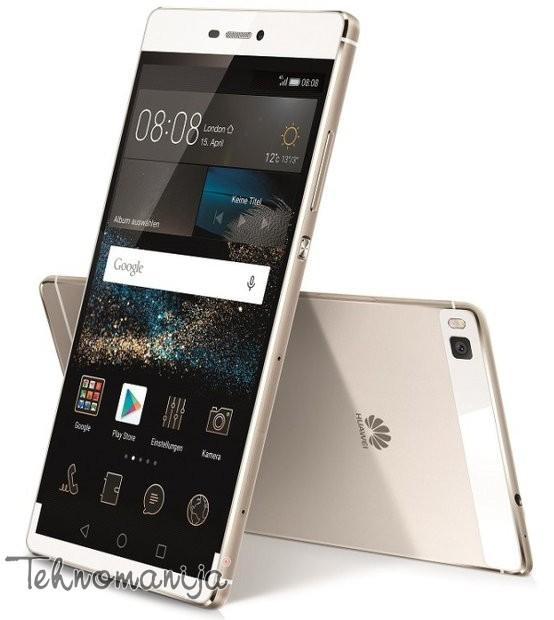 Huawei smart mobilni telefon P8 CHAM GOLD