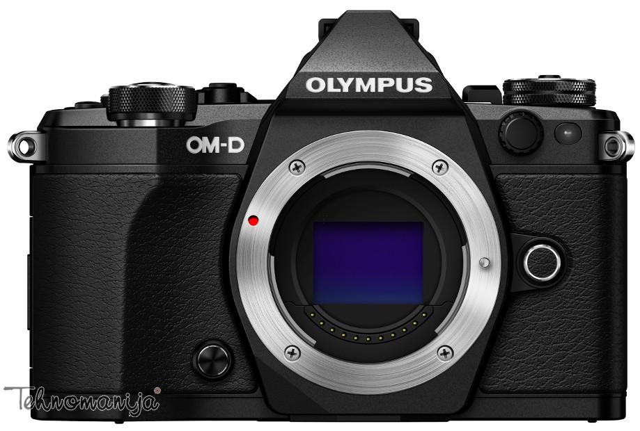 Olympus fotoaparat OM-D EM-5II TELO