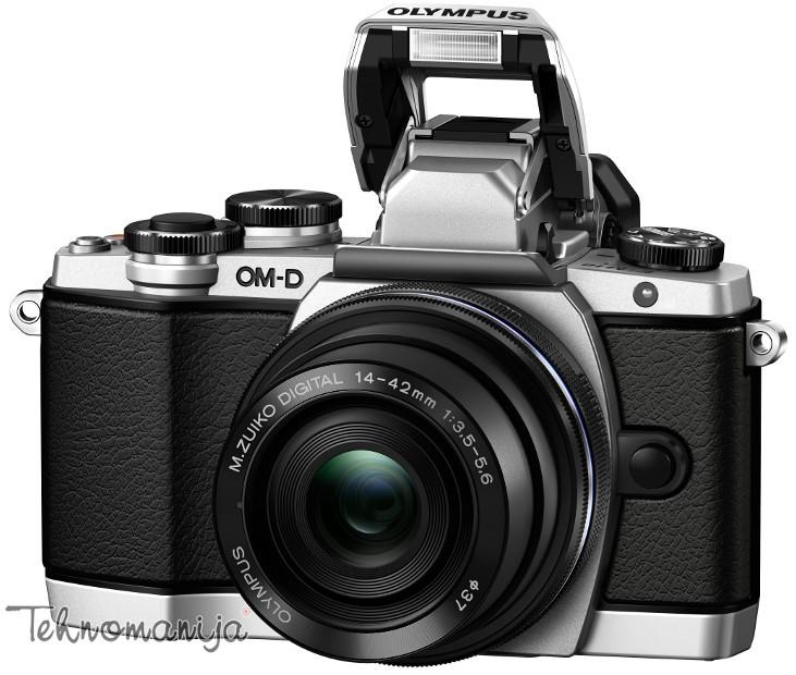 Olympus fotoaparat OM-D EM-10SLV EZ-M1442EZ