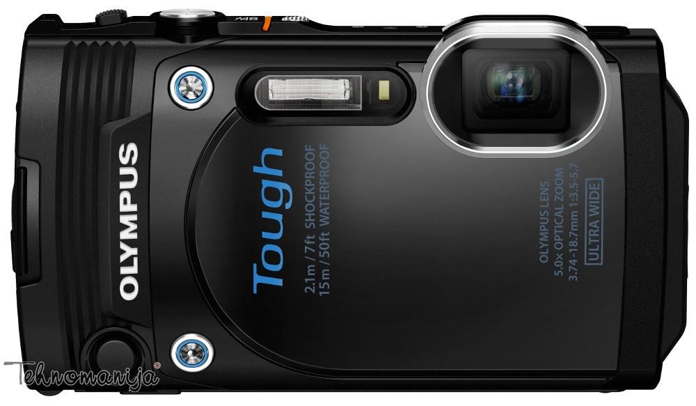 Olympus fotoaparat Tough TG-860 BLACK