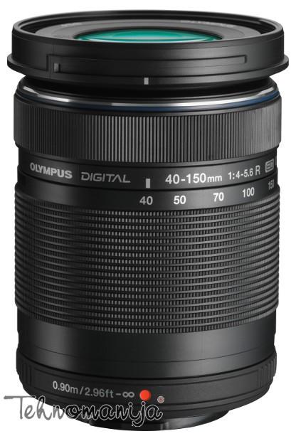 Olympus objektiv EZ M1415 2 black