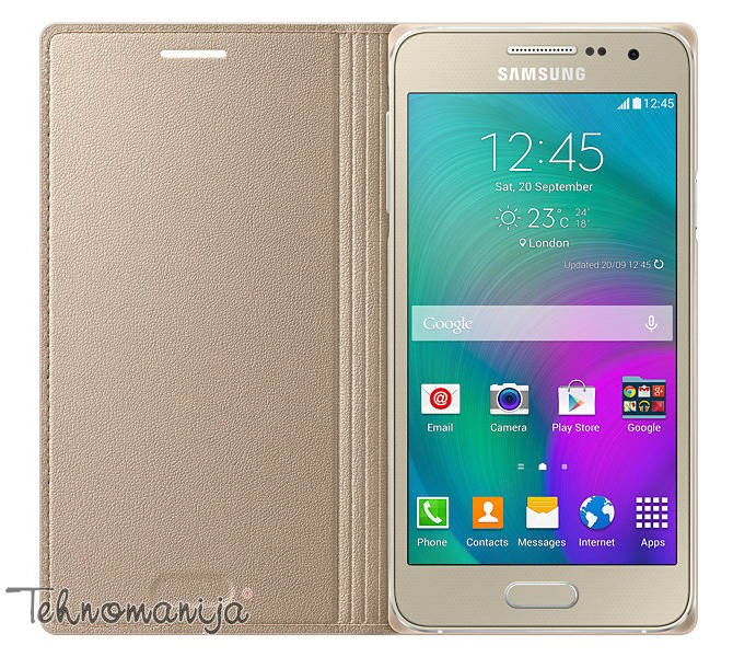 Samsung zaštita za Galaxy A3 EF-FA300BFEGWW