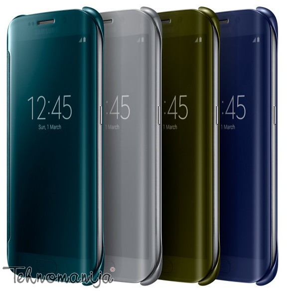 Samsung zaštita za Galaxy S6 edge EF-ZG925BSEGWW