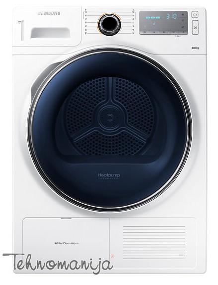 Samsung mašina za sušenje veša DV 80H8100HW