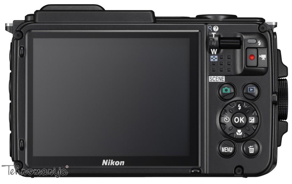 Nikon fotoaparat Coolpix AW-130 CRNI