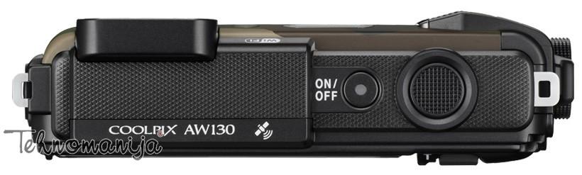 Nikon fotoaparat Coolpix AW-130 KAMUFLAZNI