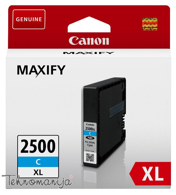 Canon kertridž PGI-2500XL C