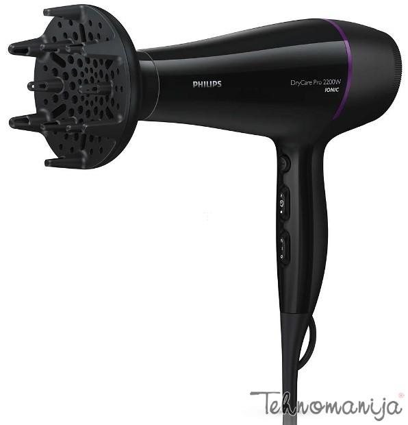 Philips Fen za kosu BHD 176/00 - Crni