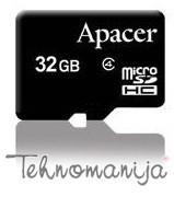 APACER Memorijska kartica SDHC C4 32GB