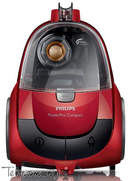 PHILIPS Usisivač sa posudom FC 9323/09, 750 W