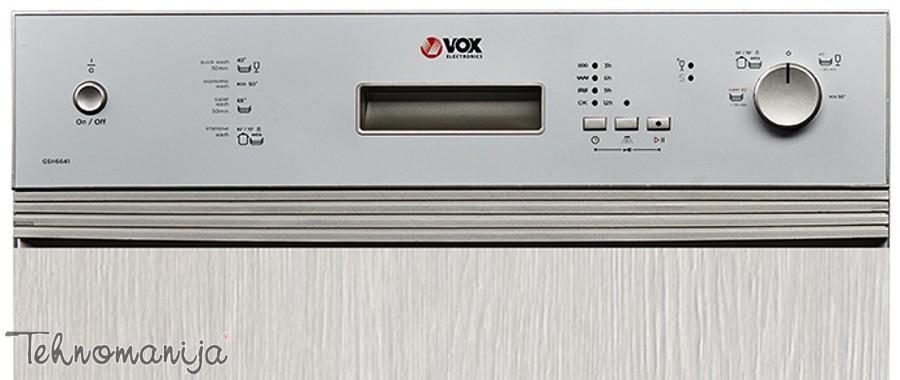 VOX ugradna sudomašina GSH 6641
