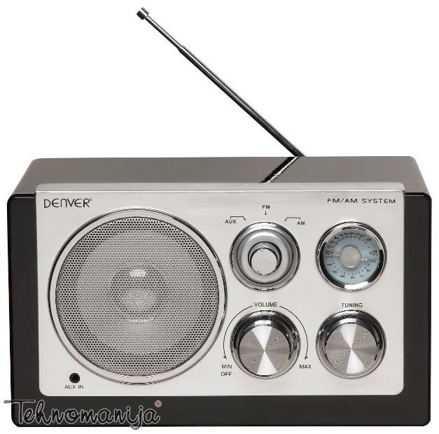 DENVER Radio TR 61 CRNI