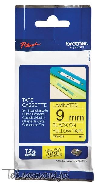 BROTHER Traka za štampač nalepnica TZE621