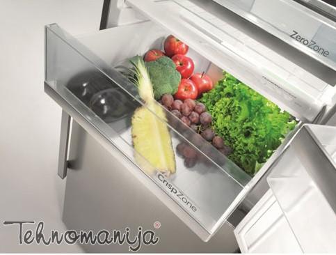 GORENJE Kombinovani frižider NRK 6202 MX, No Frost Plus