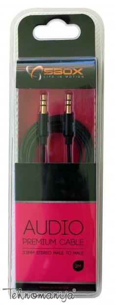 S Box audio kabl Prem 3 5 3 5mm MM2m
