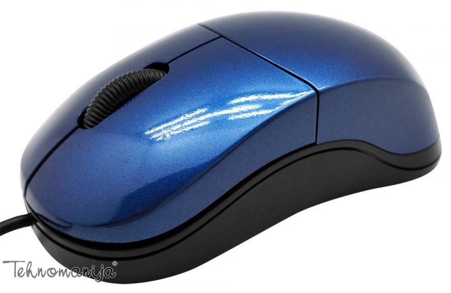 S BOX Žični miš M 900 Blue