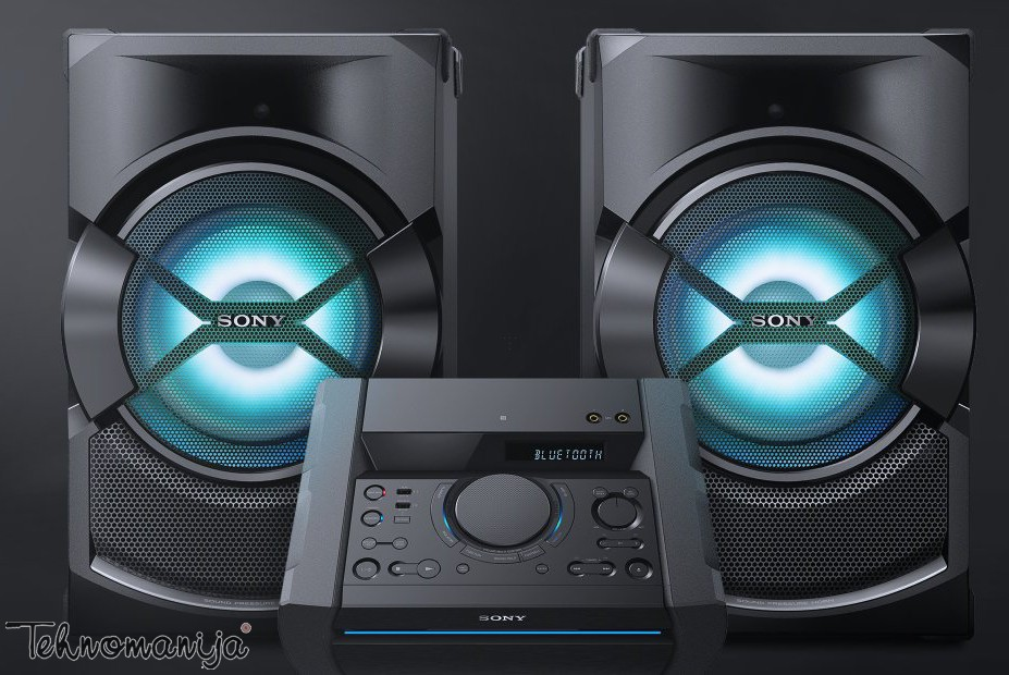 Sony DVD sistem SHAKE X3PN