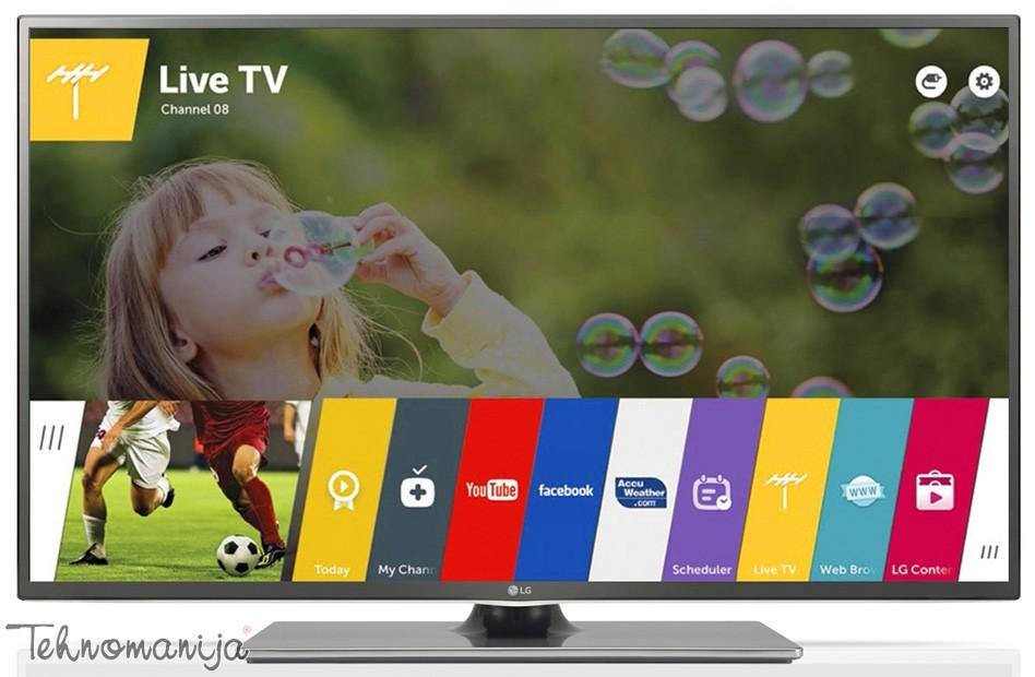 LG 3D televizor LED LCD 55LF652V