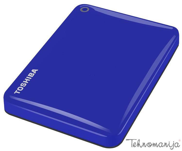 TOSHIBA Eksterni hard disk HDTC805EL3AA