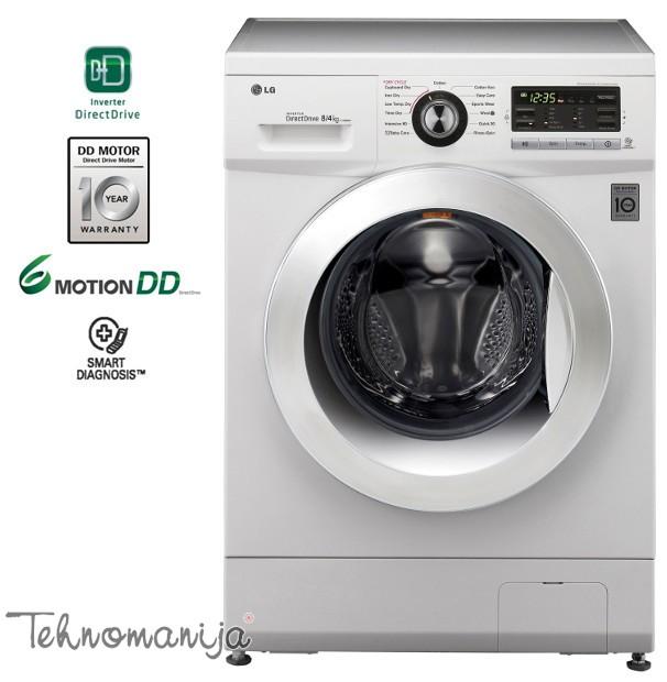 LG mašina za pranje i sušenje veša F 1496AD1