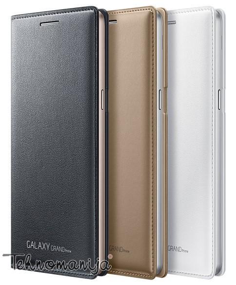 Samsung zaštita za Galaxy Grand Prime EF-WG530BWEGWW