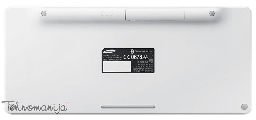 SAMSUNG Tastatura EJ-BT230BWEGGB