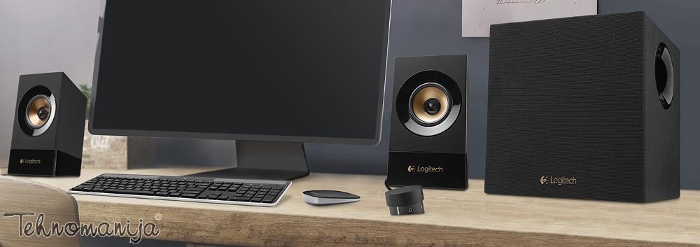 Logitech zvučnici za kompjuter Z 533