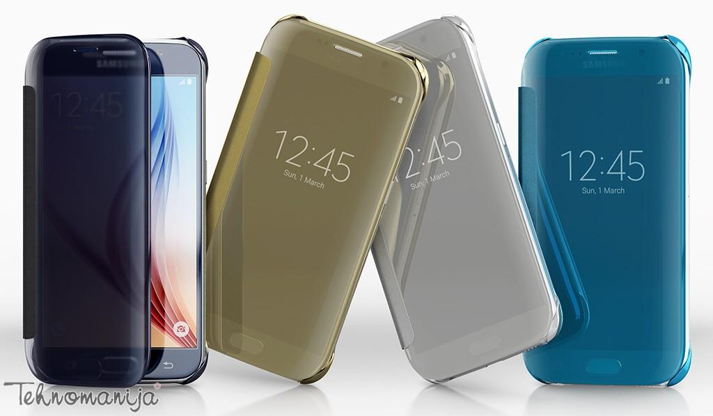 Samsung zaštita za Galaxy S6 EF-ZG920BLEGWW