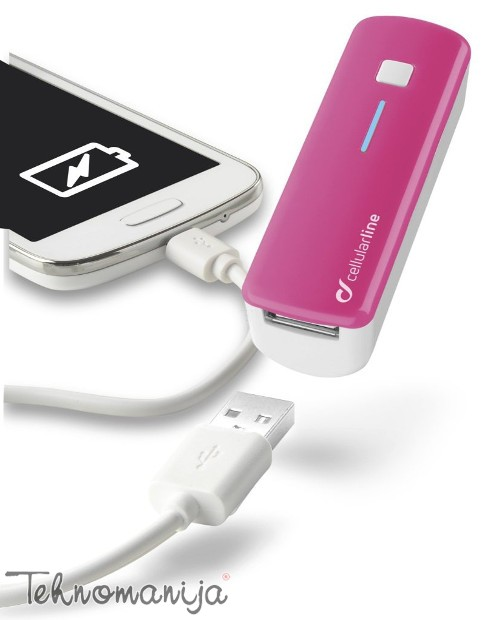 Cellular Line prenosna baterija T203204