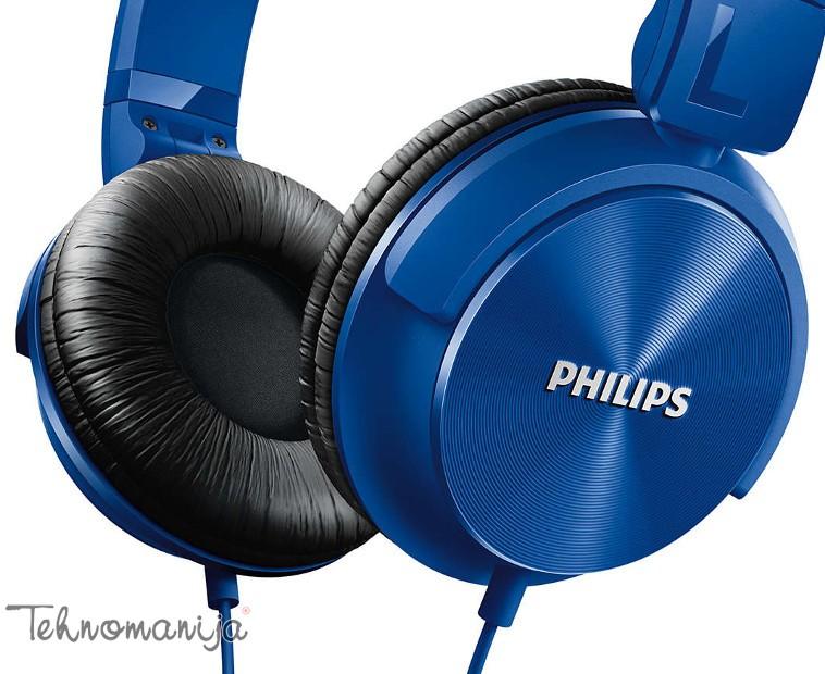 Philips slušalice SHL 3060BL/00