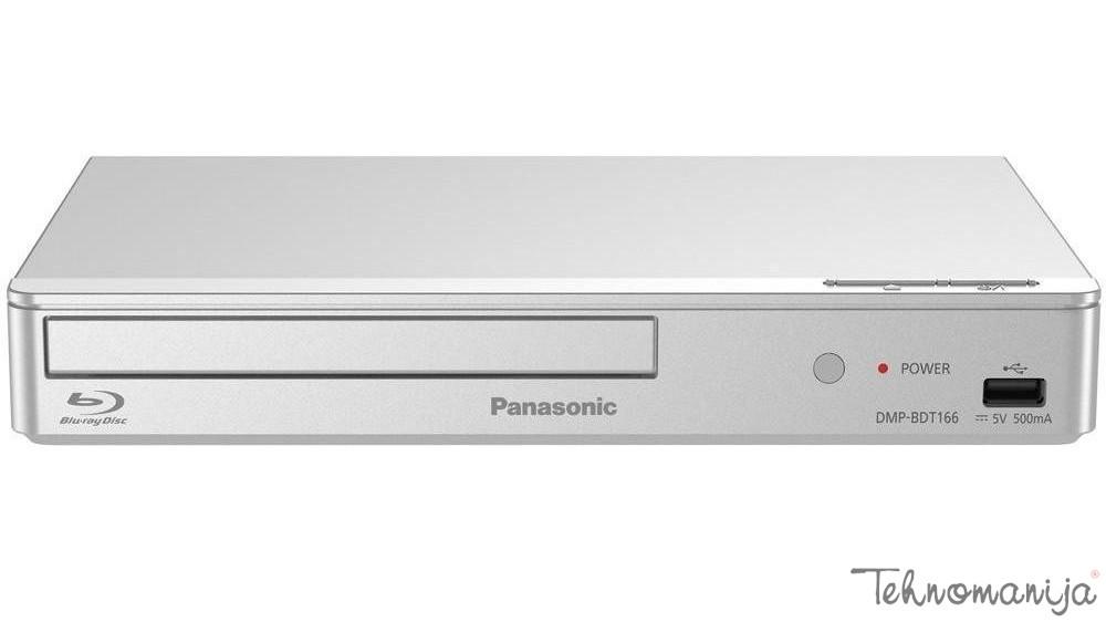 Panasonic 3D Blu-ray plejer DMP-BDT166EG