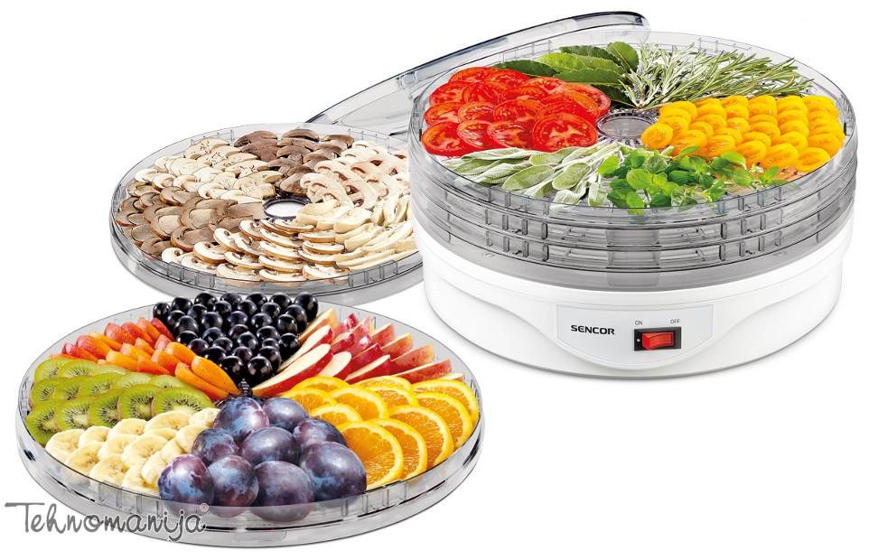 Sencor dehidrator hrane SFD 1205WH