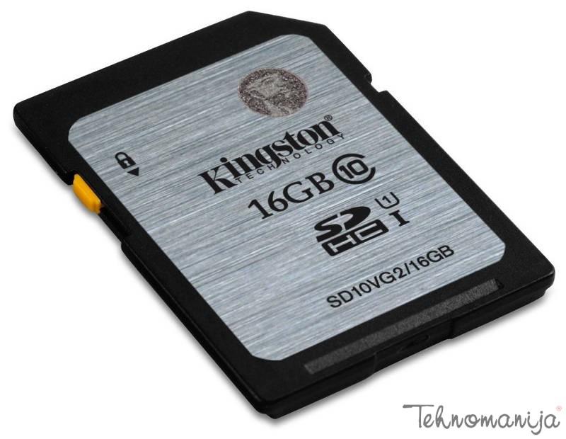 Kingston memorijska kartica KFS10VG2/16GB